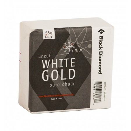 8x BLACK DIAMOND White Gold Chalk Block Angebot