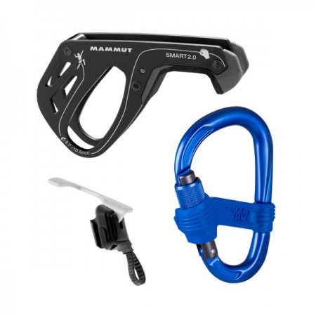 MAMMUT Smarter Belay Package