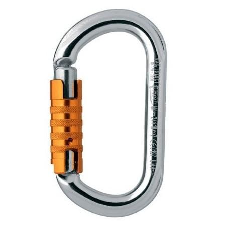 PETZL OK Triact-Lock, Ovalkarabiner