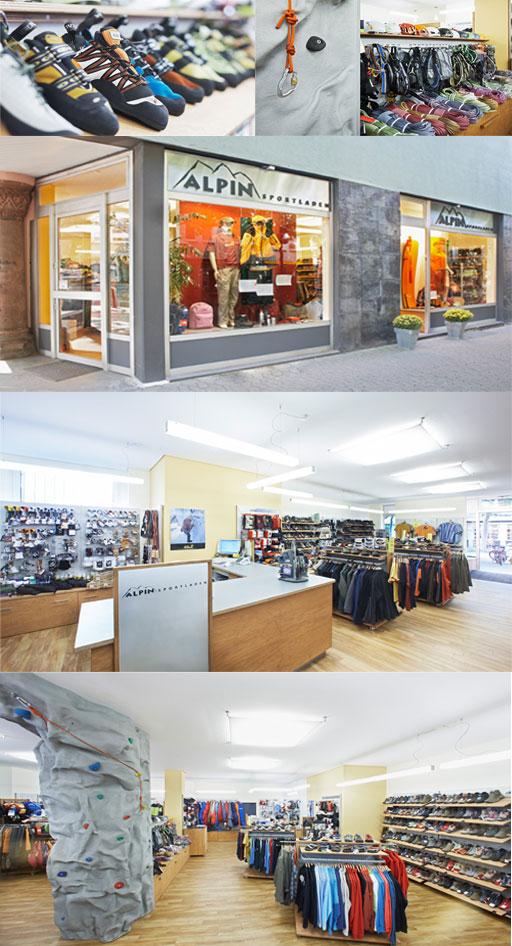 Alpin-Sportladen
