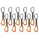PETZL Spirit Express-Set, 10er Setangebot