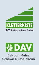 DAV Sektion Mainz und DAV Sektion Rüsselsheim
